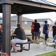 The Town of Redvers celebrated Neighbourhood Block Party Week on August 23, 2018
