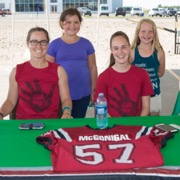 Borderland Co-op hosted its 8th annual Tailgate Party at the Moosomin C-Store on Sunday, July 29