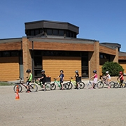 MacLeod Elementary School in Moosomin had a bike rodeo on Friday, June 14, 2019 where students learned all about