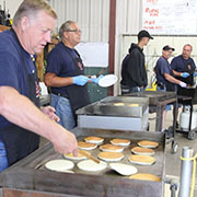 Moosomin Fire Department hosted their annual Pancake Breakfast on Saturday, July 6 as part of the Moosomin Rodeo Weekend.