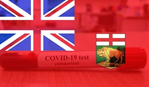 One new case of Covid-19 in Manitoba