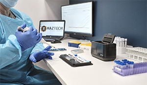 Haztech receives approval to provide mobile Covid-19 testing in Saskatchewan