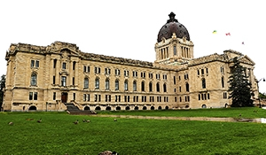 Sask budget includes massive infrastructure spending