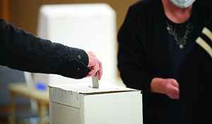 Polls open until 8 pm in provincial election