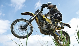 Town concerned with dirt bikes, ATVs