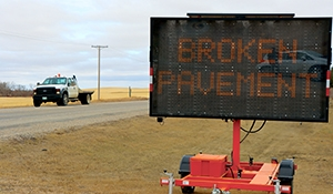 Highway 8 Moosomin to Rocanville to be repaired after spring thaw