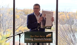 Sask Party, NDP campaigns spent little time in rural areas